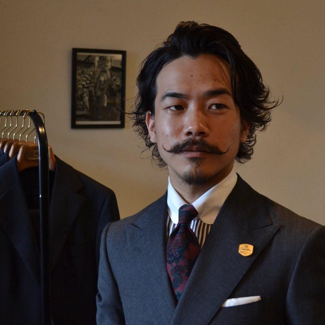 相賀善博/金沢/靴磨き